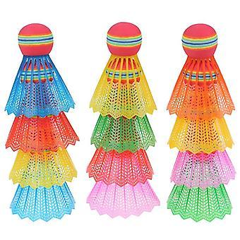 Badminton Ball Head Nylon Badminton Feathers