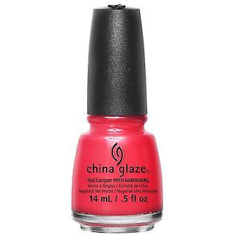 China Glaze Nail Lacquer - I Brake For Colour