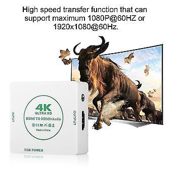 Speaker components kits 4k ultra hd hdmi 4k to hdmi 4k*2k converter audio hdmi audio extractor