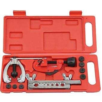 Durable Copper Brake Fuel Pipe Repair Kits Double Flaring Tool Clamp Tube Cutter