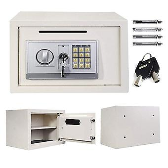 Electronic Safe Cash Box Home Lock Digital Steel Sexurity For Office Home Use