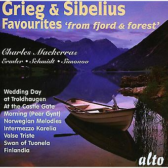 Royal Philharmonic Orchestra - Grieg: Peer Gynt; Sibelius: Finlandia [CD] USA import