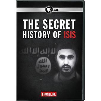 Frontline: The Secret History of Isis - Season 34 [DVD] USA import