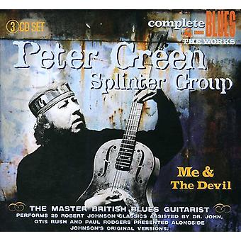 Peter Green - Me & the Devil [CD] USA import
