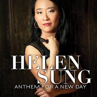 Helen Sung - Anthem for a New Day [CD] USA import