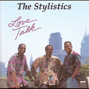 Stilistica - Love Talk [CD] USA importare