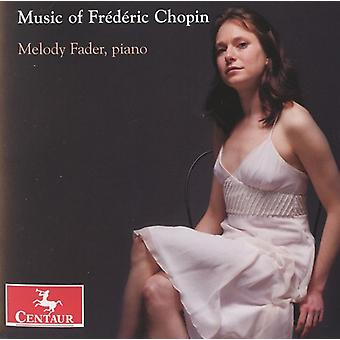 F. Chopin - Music of Fr D Ric Chopin [CD] USA import