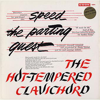 Carroll, Jimmy Percussion Ensemble - Speed the Parting Guest/the Hot-Tempered Clavichor [CD] USA import