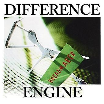 Difference Engine - Breadmaker [CD] USA import