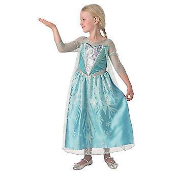 Prinzessin Elsa Frozen Eiskönigin Kostüm Kinderkostüm