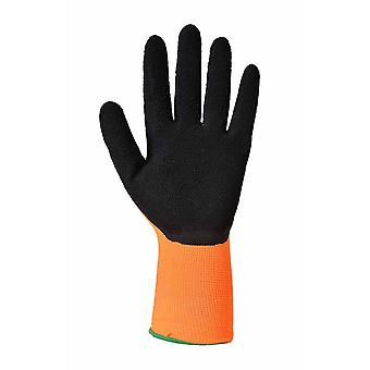 Portwest - Hi-Vis Grip Glove (6 Pair Pack)