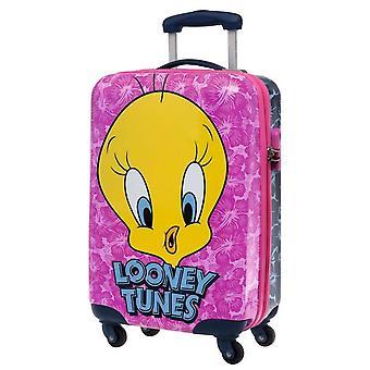 Carrito de equipaje de mano unidad Piolin Looney Tunes
