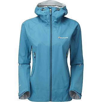 Montane Women's Atomic Jacket - Antarctic Blue