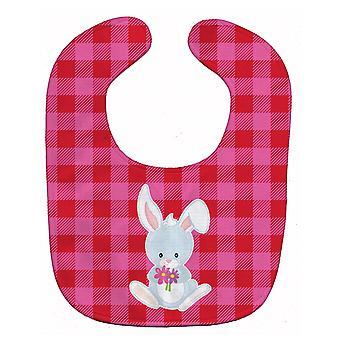 Carolines Treasures  BB9171BIB Bunny Rabbit Baby Bib