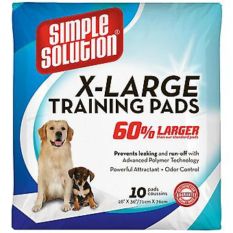Simple Solution Toilet Training Pads - Extra Large