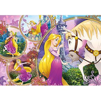 Prinses verwarde Maxi Jigsaw puzzel (24 grote stukken)
