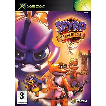 Spyro A Heros Tail (Xbox) - New
