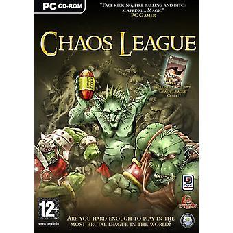 Chaos League (PC) - Uusi