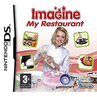 Imagine My Restaurant (Nintendo DS) - Neu