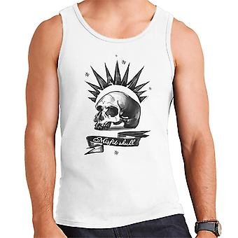 Life Is Strange Misfit Skull Men's Vest