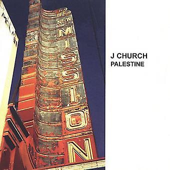 J-Kirche - Palästina [CD] USA import