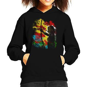 Tomb Raider boog en pijl Kid's Hooded Sweatshirt
