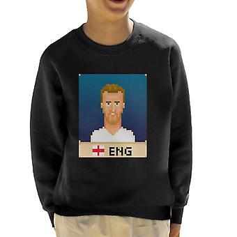 Wereld Cup Kane Engeland Kid's Sweatshirt