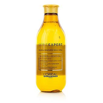 L'oreal Professionnel Serie Expert - Nutrifier Glycerol + Coco Oil Nourishing System Silicone-free Shampoo - 300ml/10.1oz