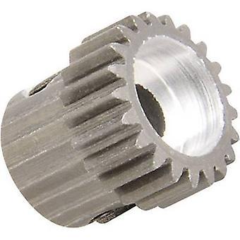 Team C TC1221 Spare part 64dp 21-tooth aluminium sprocket