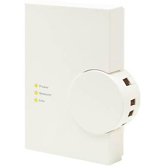 Homematic 104029 HM-LGW-O-TW-W-EU Wireless LAN gateway
