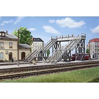 Auhagen 11363 H0 Ponte pedonale (L x x x H) 205 x 175 x 120 mm