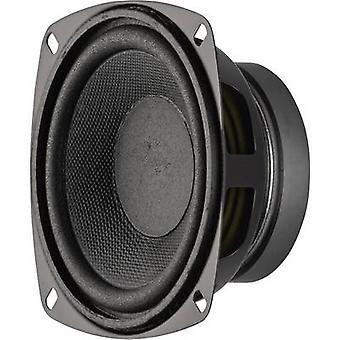 SpeaKa Professional 75/90 4,1 polegadas 10,5 cm Chassi do alto-falante 75 W 8 Ω