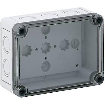 Spelsberg TK PS 1309-6-tm Fitting bracket 130 x 94 x 57 Polycarbonate (PC), Polystyrene (EPS) Grey-white (RAL 7035) 1 pc(s)