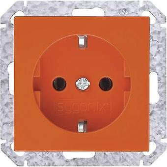 Sygonix Insert PG socket SX.11 Orange 33526A