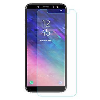 Samsung Galaxy A6 2018 Displayschutzfolie 9H Verbundglas Panzer Schutz Glas Tempered Glas