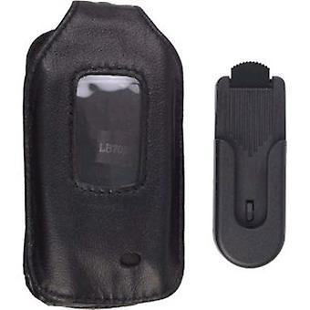 5 Pack -OEM UTStarcom Leather Case for UTStarcom CDM-7026 - Black