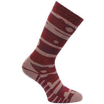 Regatta Womens/Ladies Warm Soft Comfortable Walking Welly Socks