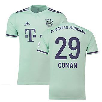 2018-19 Bayern München Auswärtstrikot (Coman 29)