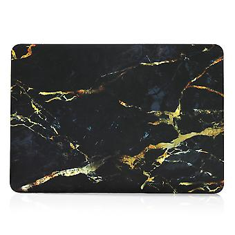 "MacBook Pro 13.3 ""(2016) covers marble-Black/gold"