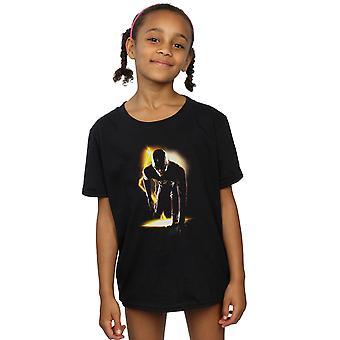 DC Comics tyttöjen Flash on valmis menemään t-paita