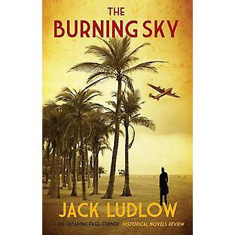 The Burning Sky by Jack Ludlow - 9780749009540 Book