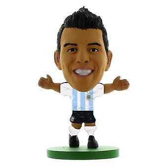 Argentina SoccerStarz Aguero Figure
