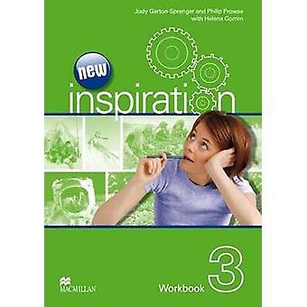 Neue Inspiration Stufe 3 - Arbeitsmappe durch Judy Garton-Sprenger - Philip Pr
