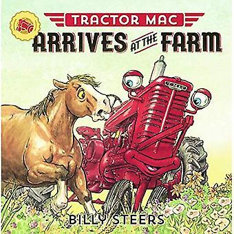 Traktor Mac anländer till gården