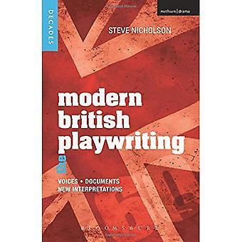 Moderna brittiska dramatik: 60-talet: röster, dokument, nya tolkningar