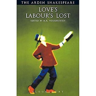Arden Shakespeare:  Love's Labours Lost  (Arden Shakespeare)