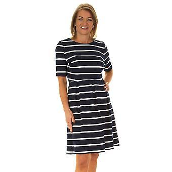 EMRECO Dress Calcot Navy