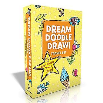Tirage de rêve de Doodle! Set de voyage (