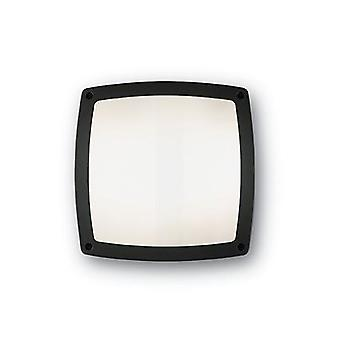 Ideal Lux - Cometa parete nera luce IDL082271