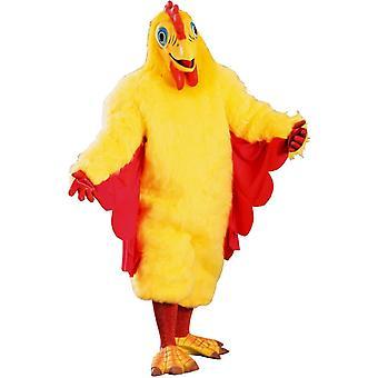 حلي الكبار الدجاج سعيدة
